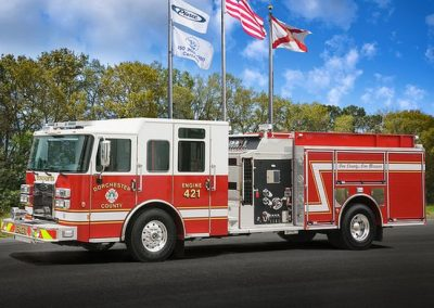 DORCHESTER COUNTY FD