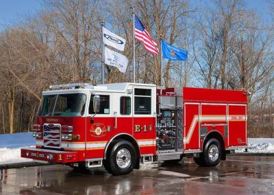 GREENVILLE FD