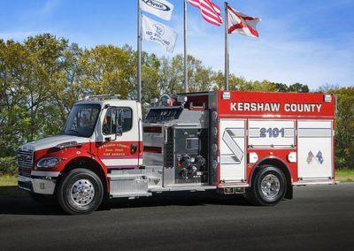 KERSHAW COUNTY FD