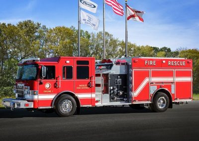 PACOLET FD