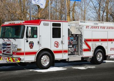 ST. JOHN'S FIRE DISTRICT