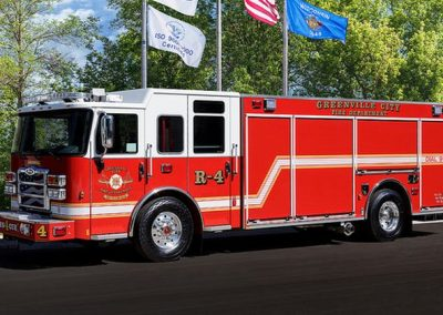 GREENVILLE CITY FD