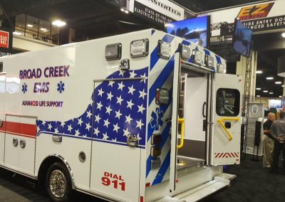 BROAD CREEK EMS