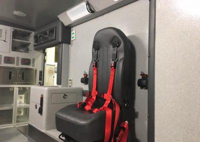 curb side seat