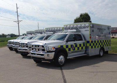 CHARLESTON COUNTY EMS