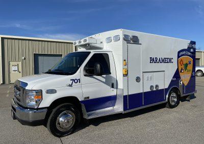 Lenoir County Emergency Services 8199