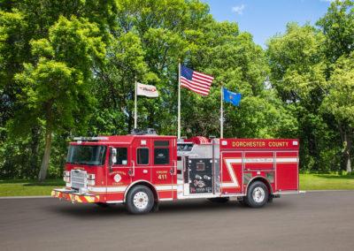 DORCHESTER COUNTY FIRE SERVICE